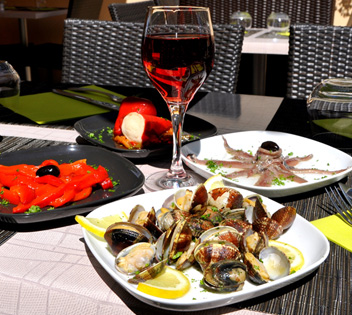 RESTAURANT CAN PLAN  - COLLIOURE